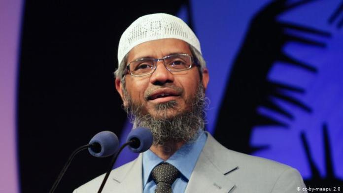 Zakir Naik and two Pakistani hardline preachers booked by NIA in connection with love jihad case involving Bangladeshi politician's son