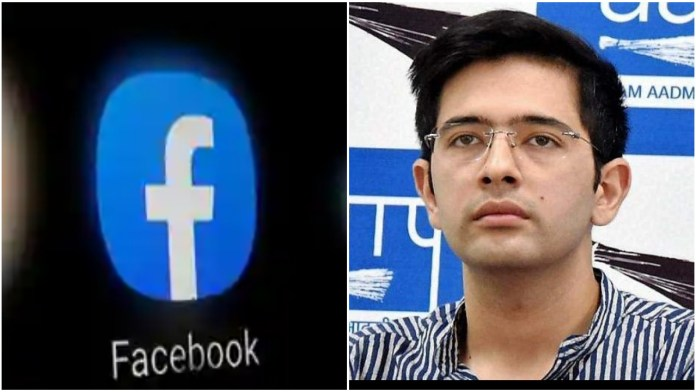 Facebook challenged Raghav Chadha's summons in Supreme Court