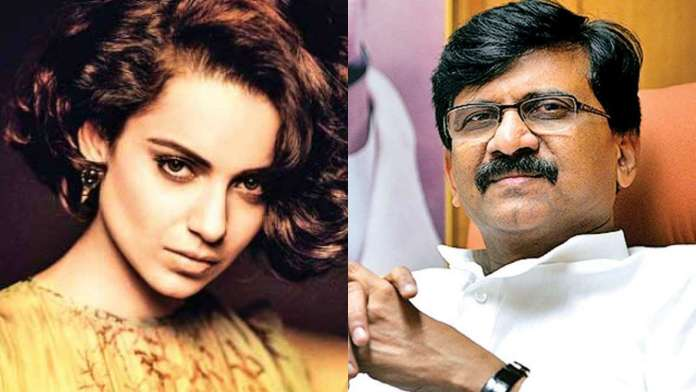 Bombay HC plays clip of Sanajay Raut's rant against Kangana Ranaut