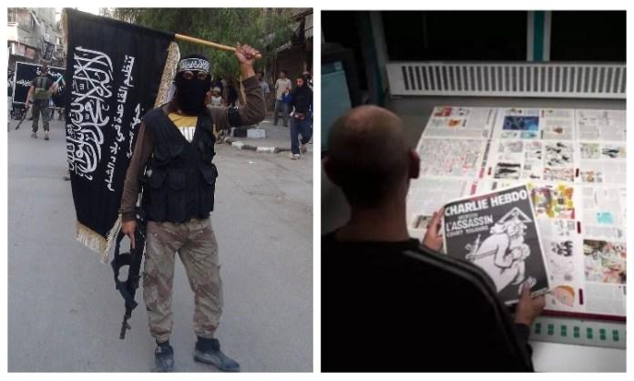 Al-Qaeda threatens Charlie Hebdo