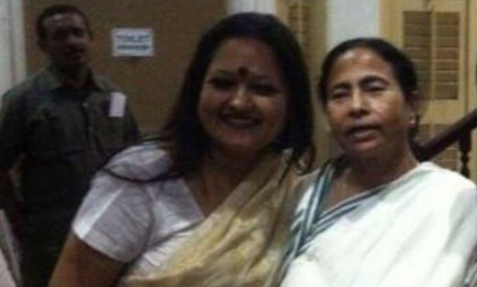 TMC admits to Ankhi Das' links with party