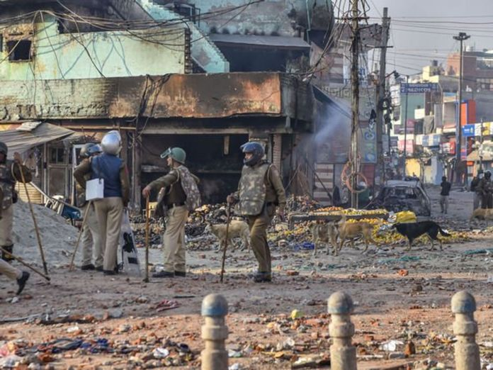 Khalistani links emerge in Delhi riots