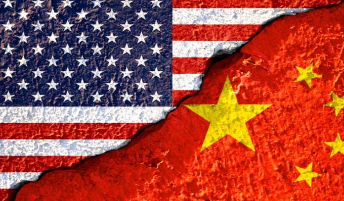 US bans Chinese firms