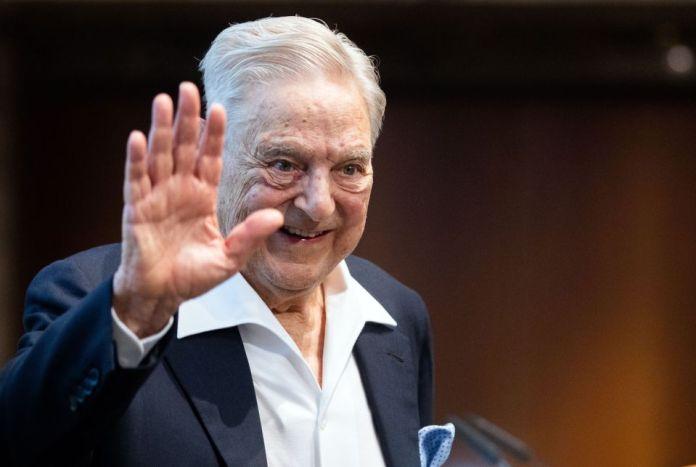 George Soros facebook