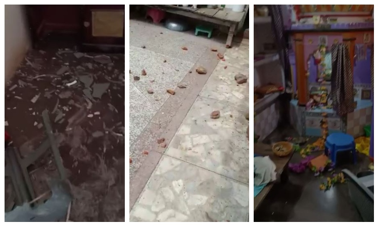'Maaro, Kaato', Muslim mob shouts as they attack beleaguered Hindu family in Kanpur over Facebook post: Read details