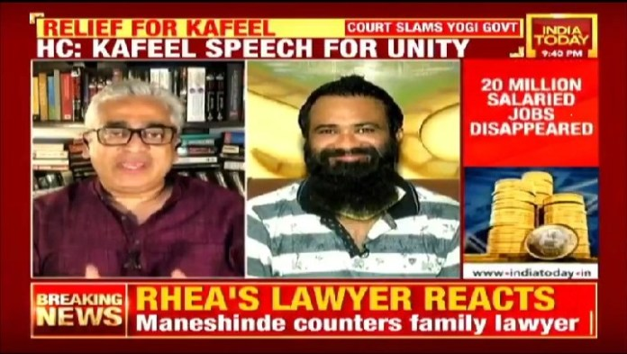 Rajdeep paints Dr Kafeel as a victim