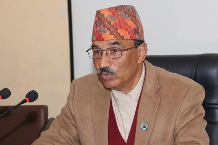 Former Deputy PM of Nepal Kamal Thapa