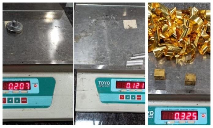 Kerala -gold seized