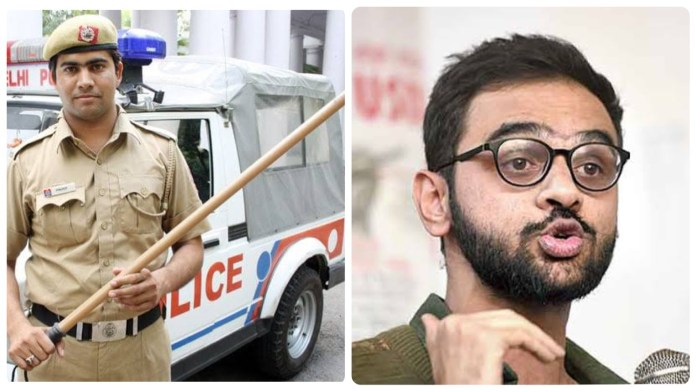 Umar Khalid sent to 10 days of judicial custody