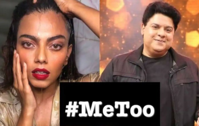 #MeToo against Sajid Khan