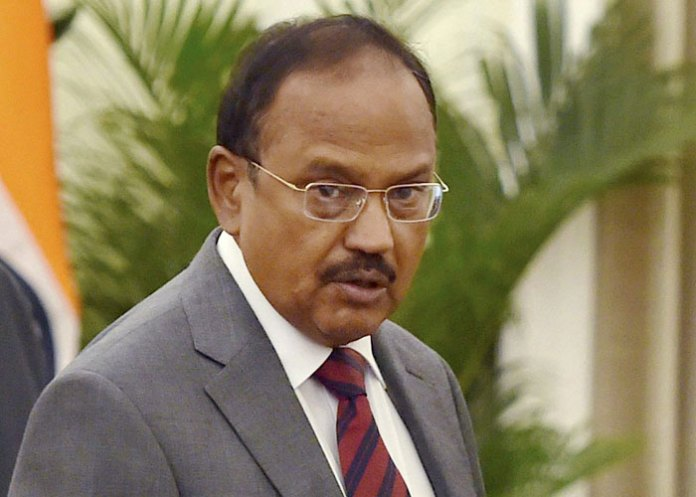MEA rejects comments attributed to NSA Ajit Doval by Chinese media outlets