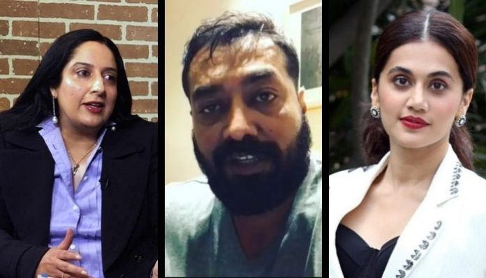 Defence pours in for Anurag Kashyap after sexual assault allegations