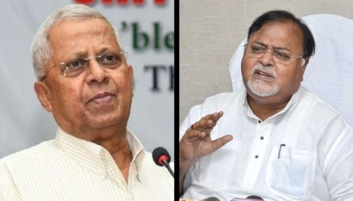 TMC Minister Partha Chatterjee issues veiled threats against ex-Governor of Meghalaya