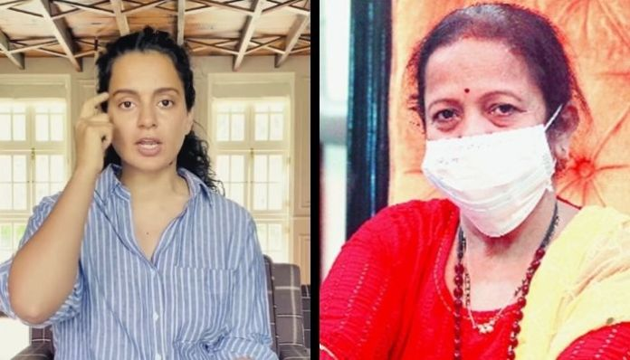 Mumbai Mayor calls Kangana Ranaut 'Kans Mama'; stirs controversy