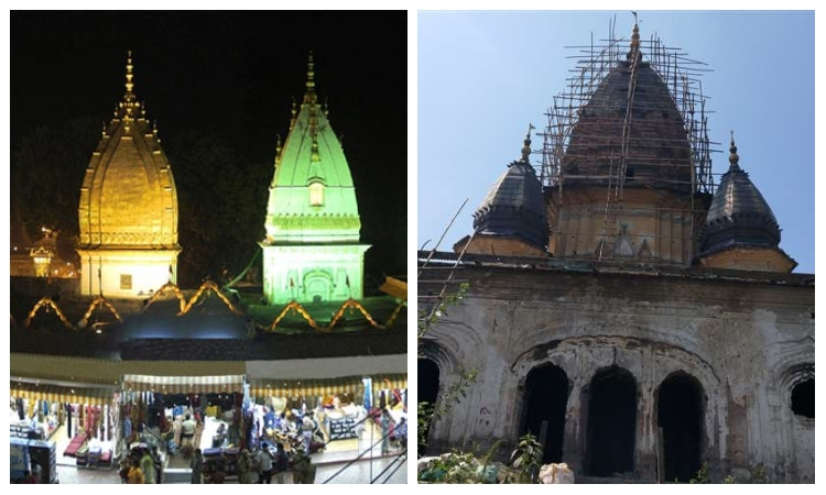 Restoration of Centuries-Old Raghunath Temple in Srinagar Begins Almost 3 Decades After Terrorists Vandalized and Burnt It Down