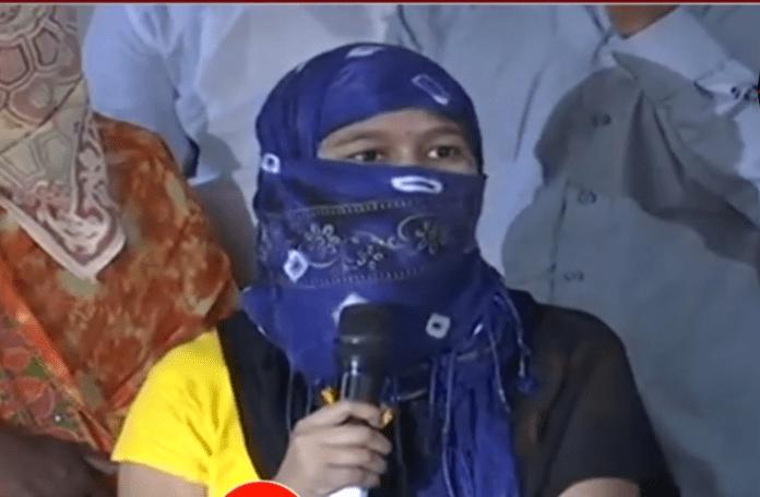 Hyderabad rape victim confesses to making false allegations under duress