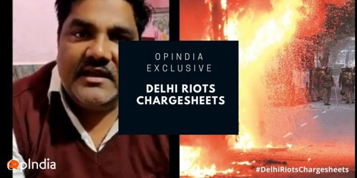 We torched a bus on 16th Dec, on 17th, we pelted stones at Hindus: Explosive new details in Tahir Hussain's supplementary disclosure statement