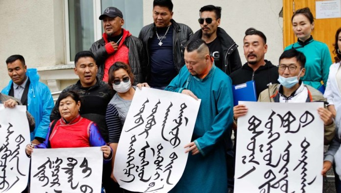 Protests break out in Inner Mongolia over Chinese imposition of Mandarin