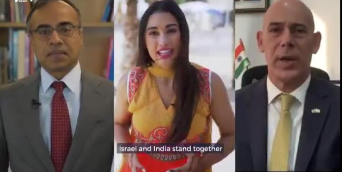 Video message from Israel on PM's birthday