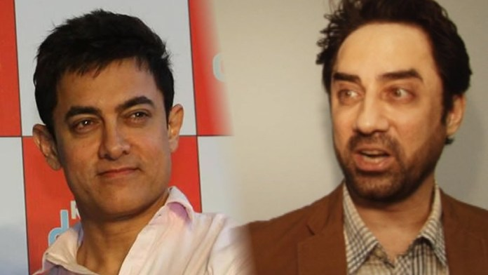 Aamir Khan's brother Faisal Khan makes allegations against his family