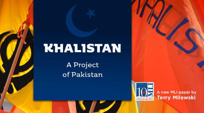 KHALISTAN: A PROJECT OF PAKISTAN