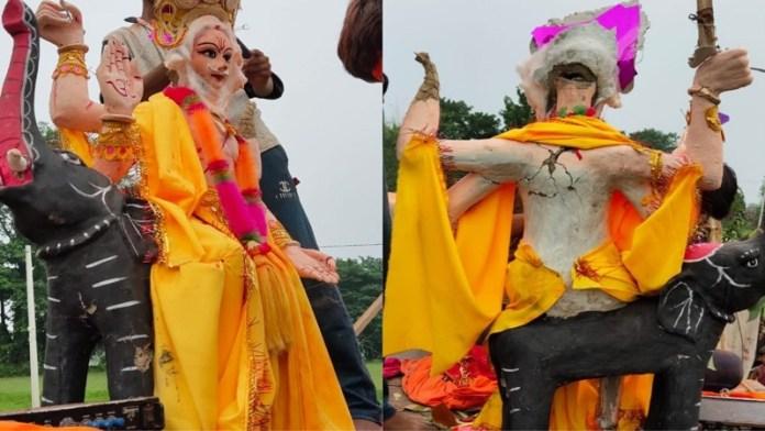 Bihar: Hindu group attacked as idol procession passes Muslim colony