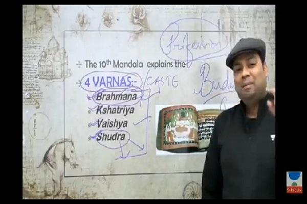 Unacademy tutor makes anti-Brahmin remarks