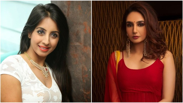 Kannada actresses Ragini Dwvedi and Sanjjanaa Garlani have been arrested by crime branch