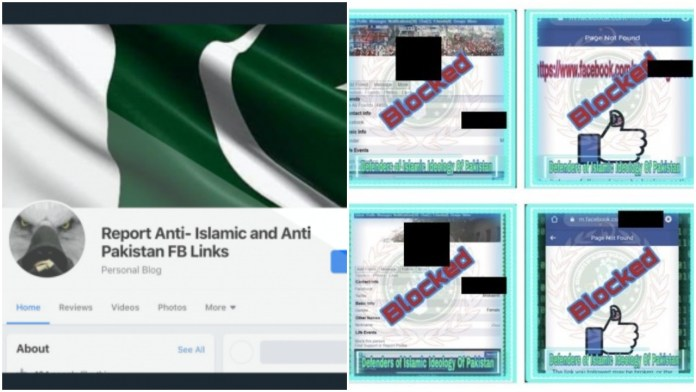 Hundreds of groups pages of a Pakistani network running anti-India propaganda suspended by Facebook