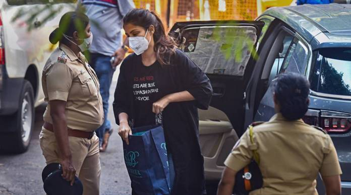 Rhea Chakraborty's judicial custody extended in the Sushant Singh Rajput death probe