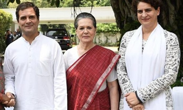 Sonia Rahul Priyanka: Media still working to paint rosy pictures for the Gandhis