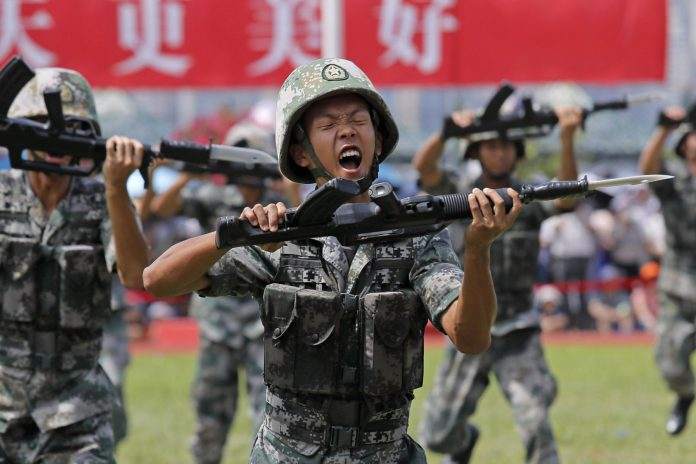 Indian Army returns captive PLA soldier back to China, military level talks soon