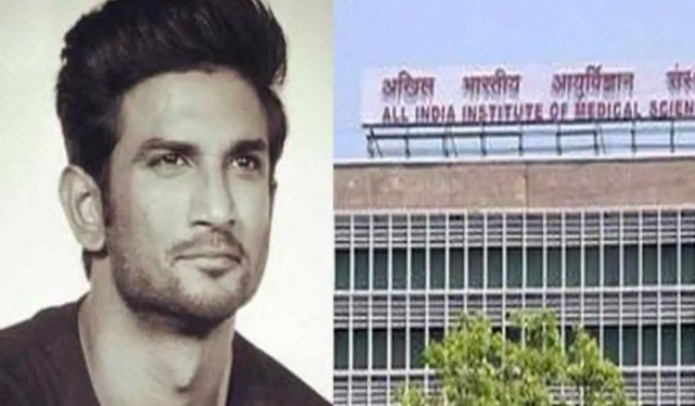AIIMS issues statement in Sushant's case