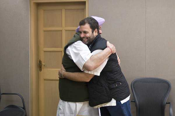 Amarinder Singh says Rahul Gandhi will scrap farm reforms when he becomes PM
