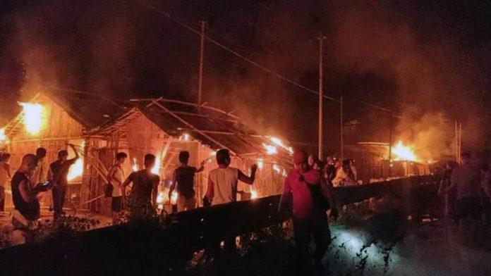 Assam-Mizoram border clash