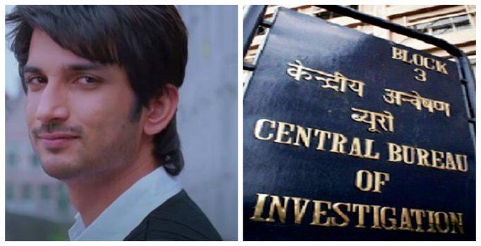 CBI in Sushant Singh Case