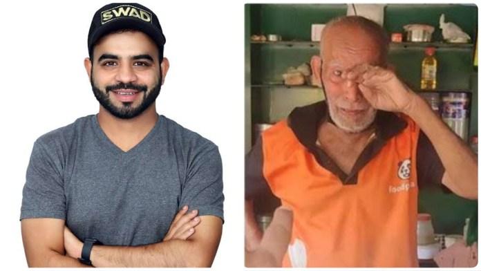 Kanta Prasad of Baba Ka Dhaba claims he did not receive a single dime from Gaurav Wasan