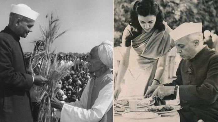 Nehru had wanted to make Indira his successor