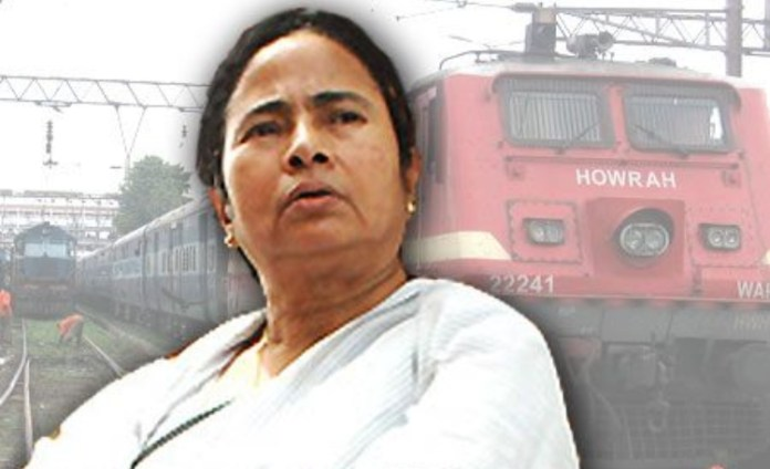 Mamata Banerjee-Railway