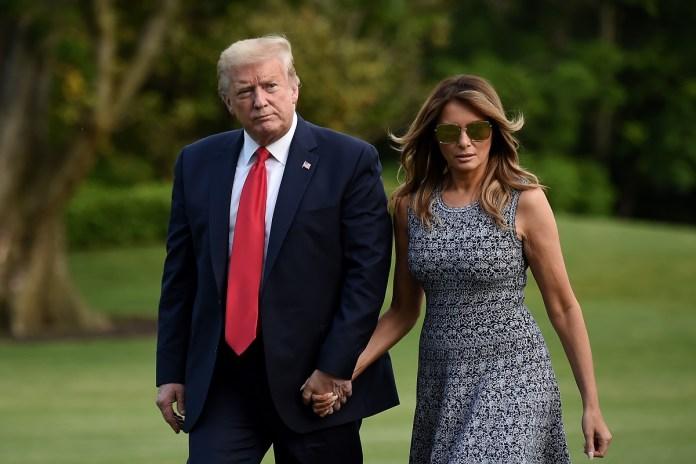 After top advisor Hope Hicks, US President Donald Trump and first lady Melania Trump test positive for Coronavirus