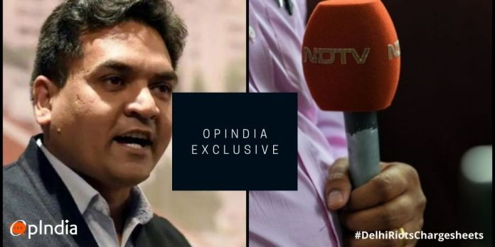 Kapil Mishra was not described as a 'whistleblower' in the Delhi Riots chargesheet, people being threatened by Rahul Roy were: Here is what media chose to hide
