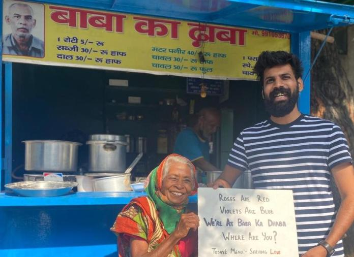 Baba ka Dhaba: How Netizens did their part in keeping the place afloat and lessons in humanity