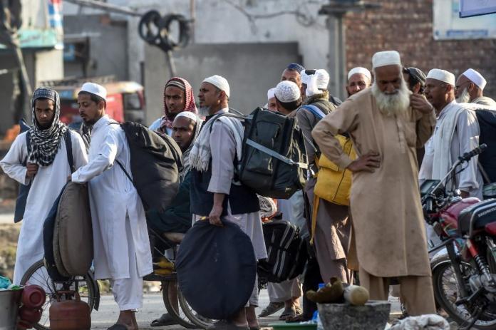 Supreme Court on Tablighi Jamaat