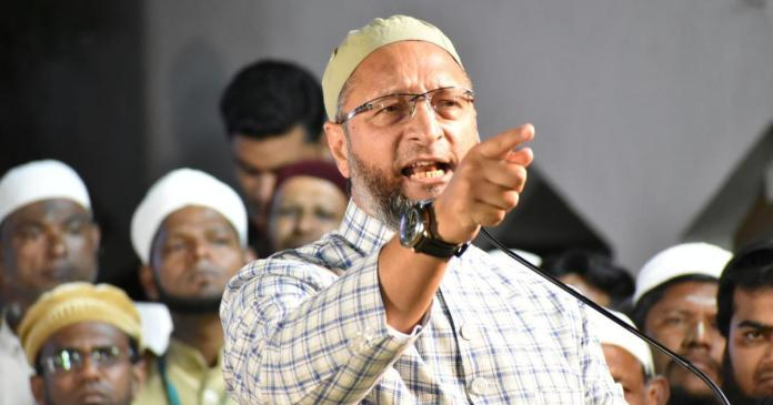 Asaduddin Owaisi calls Congress leadership politically incompetent and impotent