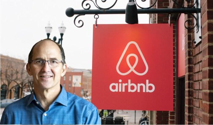Airbnb Sean Joyce