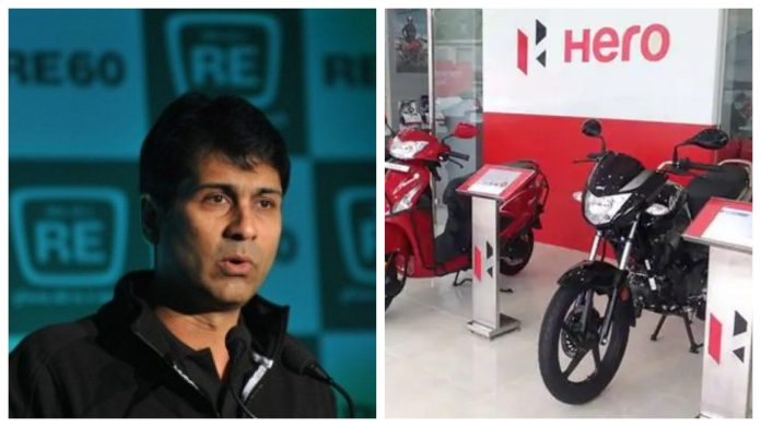 Hero motocorp witnesses highest ever sales in single month