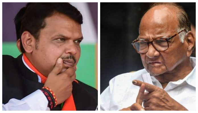 NCP demands Fadnavis to be made co-accused n suicide case