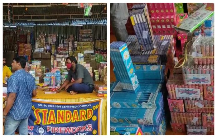 Firecracker vendors suffer due to ban