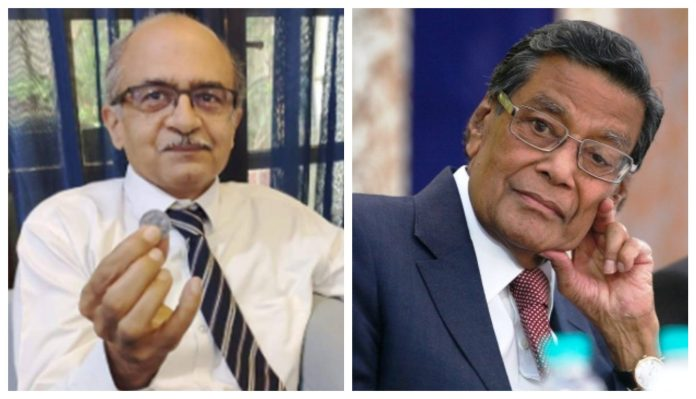 KK Venupal refuses to allow contempt proceedings against Prashant Bhushan