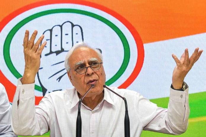 Kapil Sibal Rahul Gandhi